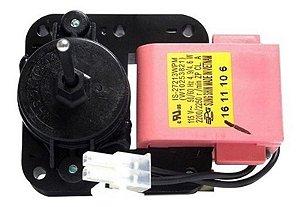 Motor ventilador refrigerador Brastemp / consul 127v  W10253821