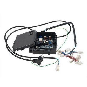 Kit placa eletrônica com rede elétrica para refrigerador - W10591605