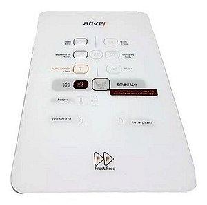 Placa interface para refrigerador Brastemp W10318796