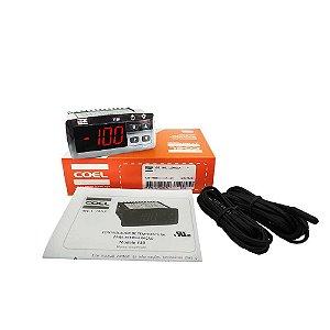 Conjunto termostato eletronico fim degelo c/ sensor coel  020239C009