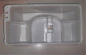 Bandeja de evaporação compressor EM2S70CLP ARAFPB100012