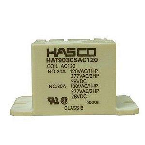 Rele de dupla saida 110v HUSSMANN / METALFRIO HAT903CSAC120