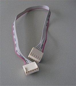 Chicote do controlador invensys 020104C927 - Chicote do display 6 vias
