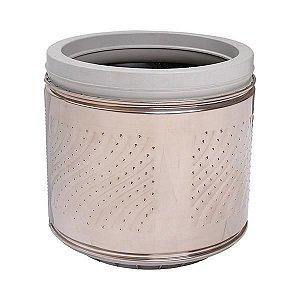 Cj cesto c/ anel hidro lavadora consul e brastemp W11212400
