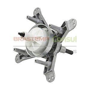 Mecanismo cesto hibrido lavadora brastemp e consul 14KG KIT W11371164