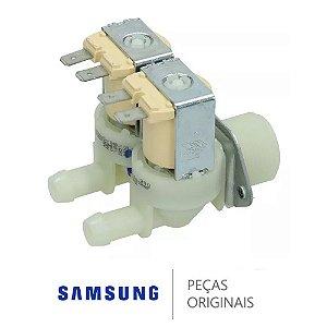 Valvula de entrada de agua lavadora samsung 220v  DC62-00024F