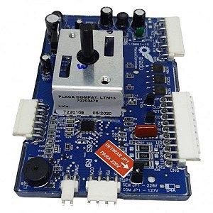 Placa eletronica lavadora electrolux LTM15 70203478