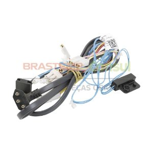 Rede eletrica superior lavadora consul  W11243456