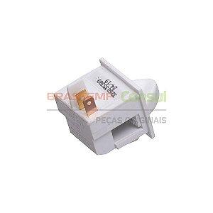 Interruptor da lampada refrigerador brastemp 326035389