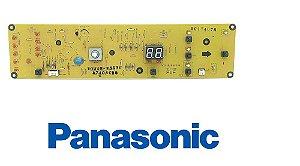 Modulo painel eletronico lavadora PANASONIC W024S-R5G20  W024S-R5G30