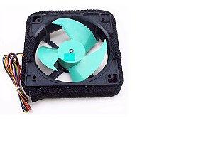 Ventilador cooler 12v refrigerador PANASONIC  ARAGFA200031-CS