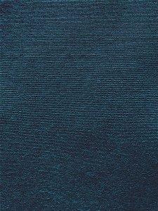 Tecido Jacquard liso azul marinho