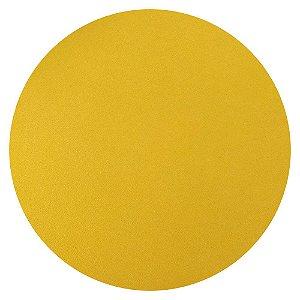 Sousplat liso amarelo