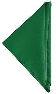 Guardanapo liso verde