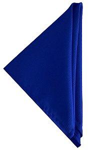 Guardanapo liso azul anil