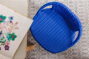 Cadeirinha Trança - Azul