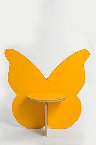 Cadeirinha Borboleta - Amarela