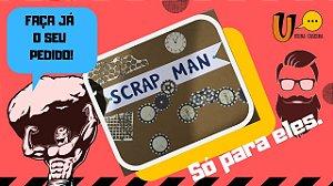Scrap Man (Álbum de fotos e memórias para homens)