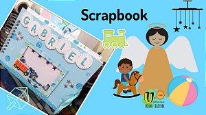 Scrapbook Gabriel (Scrapbook Brinquedo)