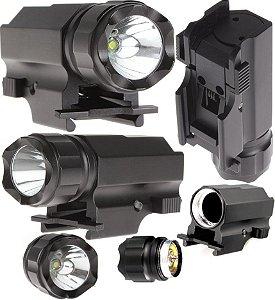 Lanterna para Pistolas Trustfire P10 -320lumens