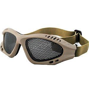 Oculos de proteção para Airsoft telado