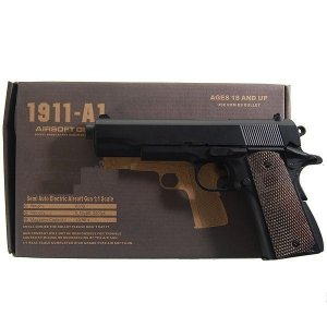 Airsoft Spring 1911 A1 Full Metal 6mm