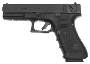 AIRSOFT GREEN GAS GLOCK G18 WE GEN4