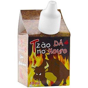 TESÃO DE TOURO GOTAS EXCITANTES 10ML LOKA SENSAÇÃO