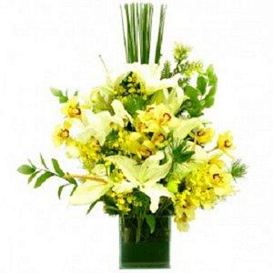 Arranjo de Flores Sol Nascente