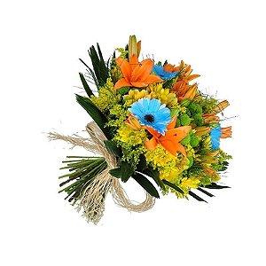 Buquê de Flores Sofisticação