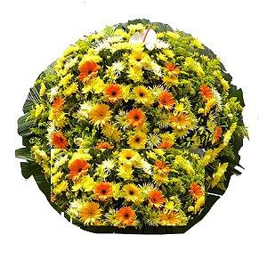Coroa de Flores Fraternidade