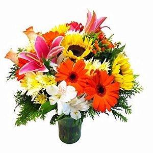 Buque Flores Nobres Elegance