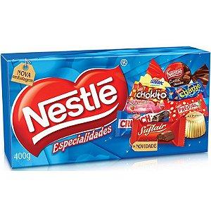 Caixa de Bombons Nestlê