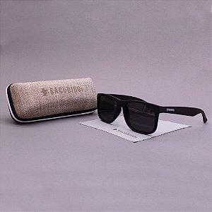Óculos Sacudido´s - Preto Fosco Liso 3