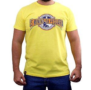 Camiseta Sacudido's - Us Mininu Pecuária - Verano