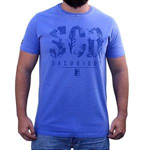 Camiseta Sacudido's Estonada - Royal