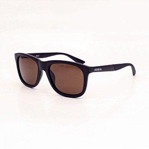 Óculos Sacudido´s - Haste Trabalhada - Café