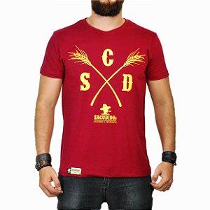 Camiseta Sacudido's Capim Vermelho