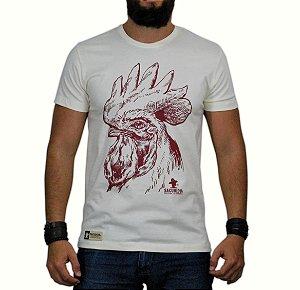 Camiseta Sacudido's Galo Natural