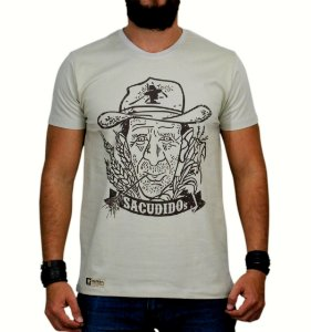 Camiseta Sacudido's Veio Areia