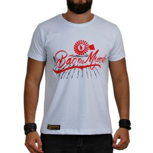 Camiseta Bão Nu Mundo - Branca