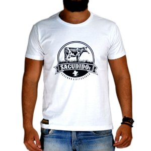 Camiseta Sacudido's Mimosa - Branca