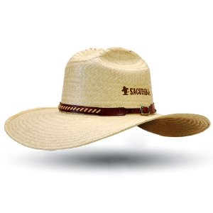 Chapéu Sacudido´s - Estilo Americano  - Palha