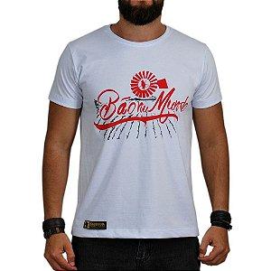 Camiseta Bão Nu Mundo - Tradicional - Branca