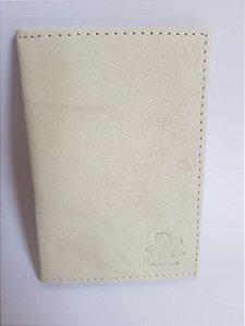 Porta Cartão Sacudido's - Napa Off White