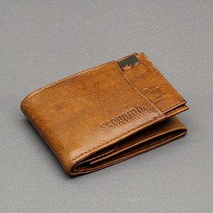 Carteira em Couro Sacudido's - 699-1-Látego Whisky