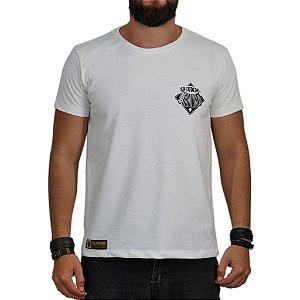 Camiseta Sacudido's - Sanfoneiro - Branca