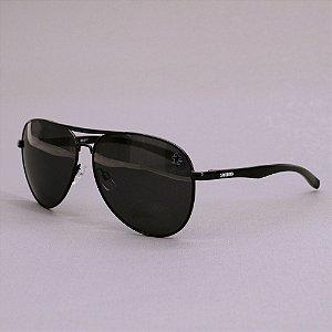Óculos Sacudido´s - Aviador - Preto - Lente Preta