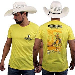 Camiseta Sacudido's - Cavaleiros Costas - Verano