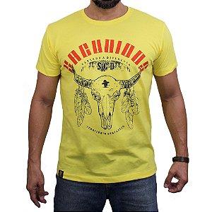 Camiseta Sacudido's - Território Sertanejo -Verano